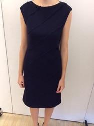 Rena Lange Black Sleeveless Dress