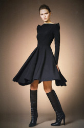 Plein Sud Long Sleeve Dress