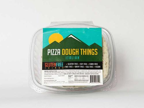 Pizza Dough Things with Italian Seasonings