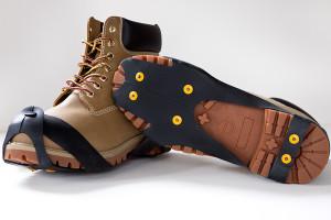 Spiky Plus Heel and Toe