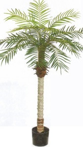 ARTIFICIAL 5' PHOENIX PALM TREE PLANT SILK BUSH POOL PATIO DECK ARRANGEMENT POTTED