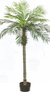 ARTIFICIAL 7' PHOENIX PALM TREE PLANT SILK BUSH POOL PATIO DECK ARRANGEMENT POTTED