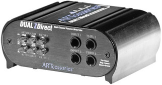 ART - Dual Z Direct Dual Passive Direct Box