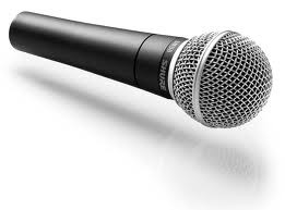 Shure SM58 - The standard
