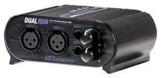 ART - Dual RDB Dual Channel Re-Amp Box