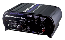 ART - USB Phono Plus Preamp w USB