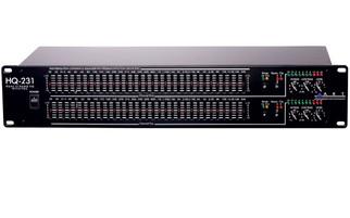 ART - HQ231 Pro Dual 31 Band EQ w/ FDC™