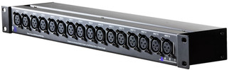 ART - P16 XLR Balanced Patch Bay