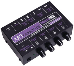 ART - MacroMix  Four Channel Personal Mixer