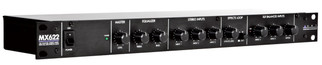 ART - MX622 6 Ch (1U) Stereo Mixer w/ EQ/EFX Loop