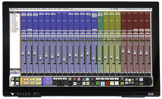 "Slate Pro Audio - Raven MTI2 - 27"" Touchscreen Production Console"