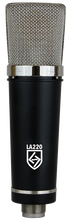 Lauten Audio LA‐220 Series Black Large diaphragm FET Condenser Microphone