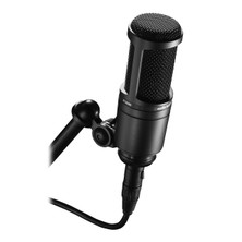 Audio-Tecnica AT2020 Cardioid Condenser Microphone