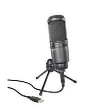 AT2020USB+ Cardioid Condenser USB Microphone