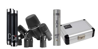 MXL DRUM PA-5K Pro  -  6 Piece Drum Microphone Pack - Check the video Tab for our own demo!