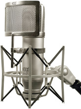 MXL V87 Low-Noise Condenser Microphone - Classic Vintage Tone!