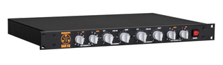 Dangerous Music - BAX EQ Stereo Mastering and Mix Bus Shelving Equalizer with Stepped Controls