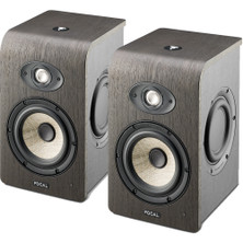 "Focal Shape 50 5"" Powered Studio Monitors (Pair) - NEW MODEL + Free Cables!"