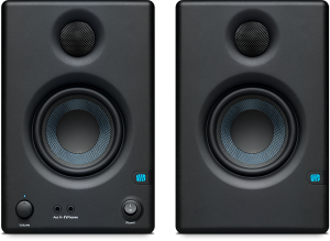 "PRESONUS ERIS E3.5 - 2 WAY 3.5"" Near Field Monitor - Pair"