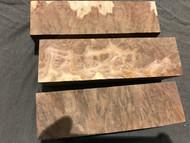 Red Mallee Burl, Extreme Grade Blocks