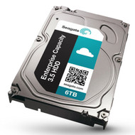 "Seagate ST6000NM0024 Enterprise 3.5"" SATA 512E 6TB 7200RPM Hard Drive"