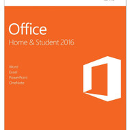 Microsoft Office Home and Student 2016 | PC Key Card 79G-04589