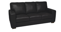 Luke Leather Timothy Sofa