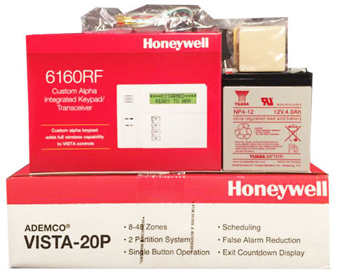 honeywell ademco vista 20p 6160 battery siren rj31x jack and honeywell ademco vista 20p 6160rf battery siren rj31x jack and cord