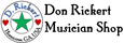 Don Rickert Musician Shop