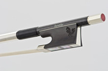 Revelle RAVEN Violin Bow, Carbon-graphite, ½ size