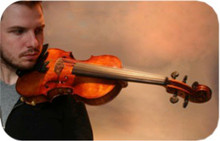 Realist 5-String PRO E-Series Violin by David Gage