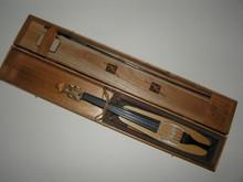 Wooden Presentation Case for Pochettes