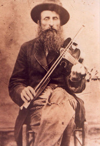 1890s to 1920 Fiddle Setup