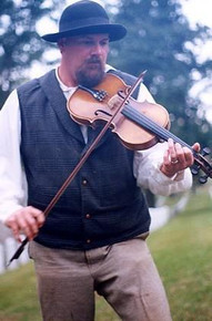 1820s to 1880s Fiddle Setup