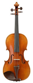Emanuel Wilfer Model 72 Violin