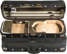 Heavy Duty Plywood Oblong Violin Case CSVN9