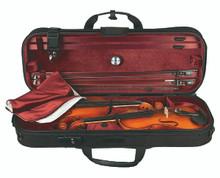 Pro Tec Double Violin 9167 violin case