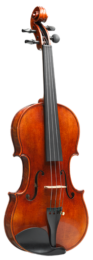 Model 60 Fiddlers Convention 2015 Special Edition Fiddle by D. Rickert Musical Instruments (front)