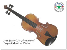 John Juzek Model 90 Fiddlers Convention 2015 Special Edition Fiddle (front)