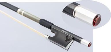 Revelle Falcon Carbon Fiber Viola Bow (violin version shown) 2