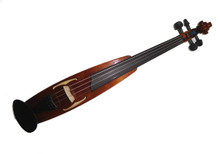Ranger C2 Travel Violin by Don Rickert (D. Rickert Musical Instruments) 1
