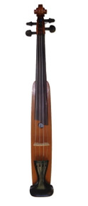 New Mountaineer VII Travel Violin by D. Rickert Musical Instruments (Don Rickert Musician Shop) 1