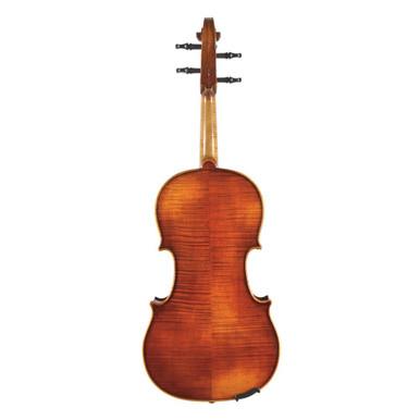John Juzek Model 235 Master Art Viola, Tenor Viola or Octave Viola (back)