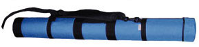 "Globetrotter Extreme Duty Travel and Backpacker Violin Case 4"" Diameter 1"
