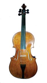 Baritone Viola da Spalla by D. Rickert