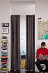 Custom Length/Width Curtains (single panels)