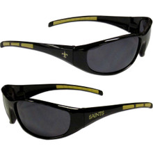 New Orleans Saints Wrap Sunglasses