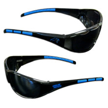 Carolina Panthers Wrap Sunglasses