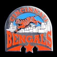 Cincinnati Bengals Team Pin NFL Football SFP010C