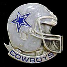 Dallas Cowboys Helmet Pin NFL Football SFP055